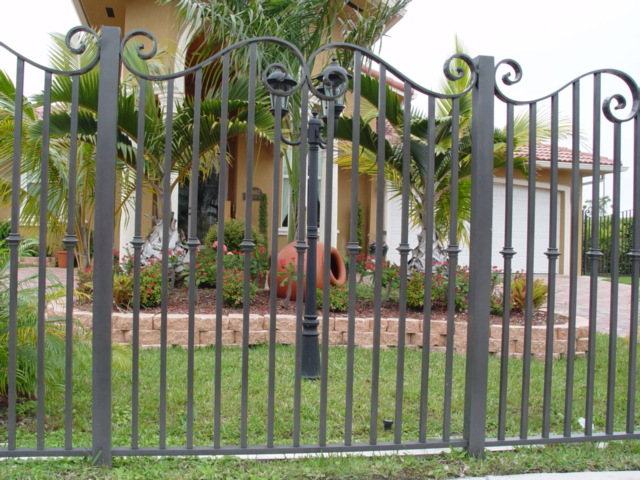 fence supplyfence postwrought iron fenceiron fence