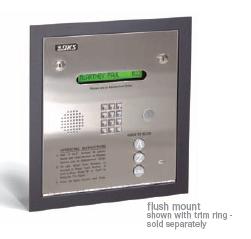 Doorking Keypads Phone Entry Intercom Telephone Entry System Dks