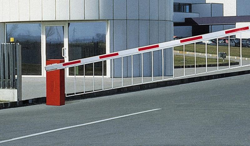 FAAC 640 Hydraulic Barrier Gate Openers