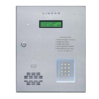 Linear Commercial Phone Entry System | Linear AE1000 | Access Control System