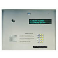 Telephone Entry Access System | Model-Linear AE2-(64) | Keypad Commercial Entry