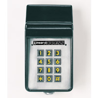 Linear Exterior Wireless Keypad : Linear MDKP