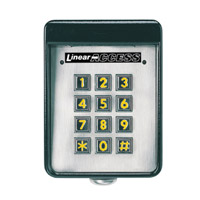 Linear AM-KP Exterior Keypad Model Number: Linear AM-KP Keypad