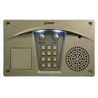 Linear RE-2, Residential Telephone Entry System, Linear RE-2 Nickel