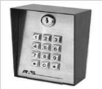 DKLP 19-50 50 CODE KeyPad, Solar Gate Operator, Programmable Keypad Low Power Comsumption