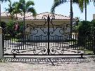 Pacific Tide | Aluminum Driveway Gates | Security Gate | Aluminum Gate