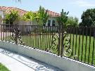 Rolling Calm | Garden Fence | Garden Gates | Garden Decor
