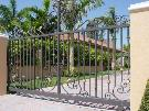 Elegant Queen|Sliding Gate|Swing Driveway Gate|Aluminum|Wrought Iron