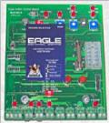 Eagle 1 Board-Main Circuit Board-Eagle One Gate Opener Board