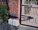 FAAC 390 Low Voltage Swing Gate Operators Dual Kit-FAAC 390 Swing Gate Operator