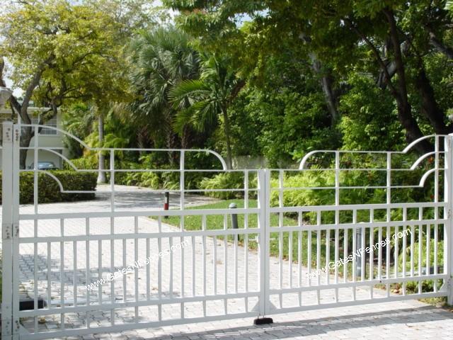 Aluminum Driveway Gates Wrought Iron Gates