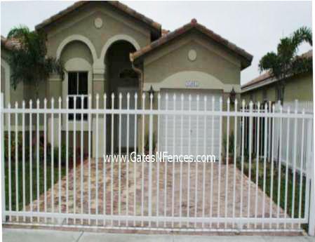 Aluminum Driveway Gates Home Decor
