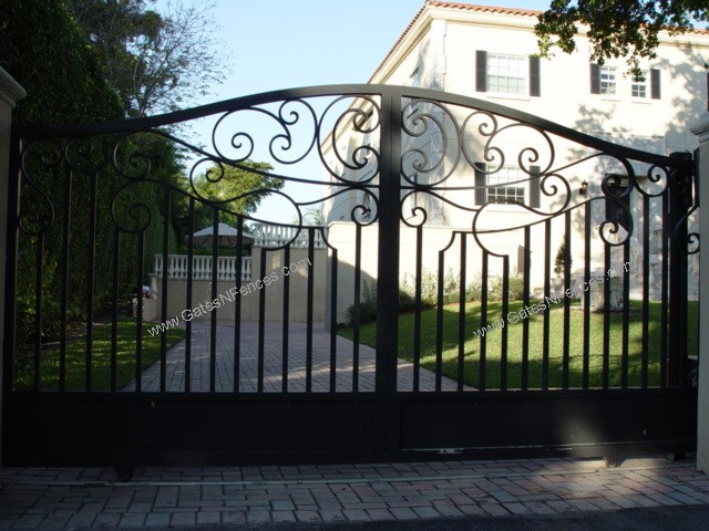 Sophie Driveway Gate Garden Gate Security Gate Custom