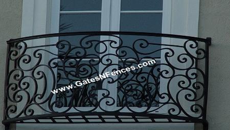 Elegant Serenity Custom Decorative Aluminum Exterior