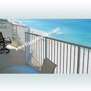 Standad Picket Railing
